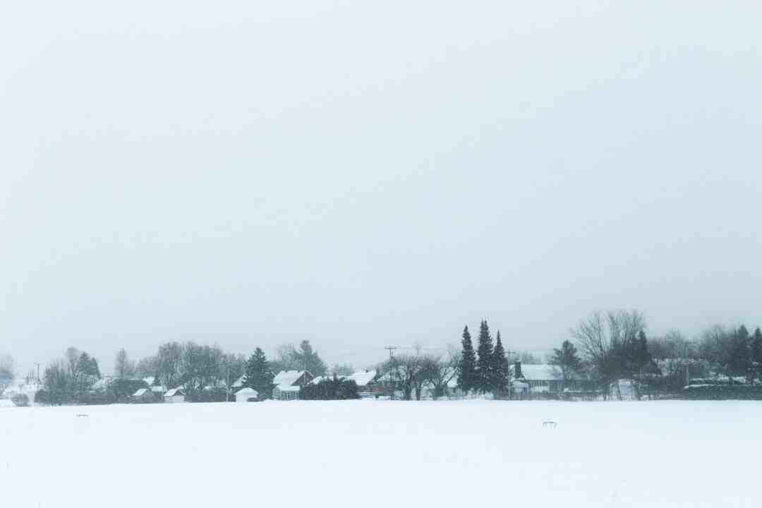 Comment fabriquer de la neige carbonique