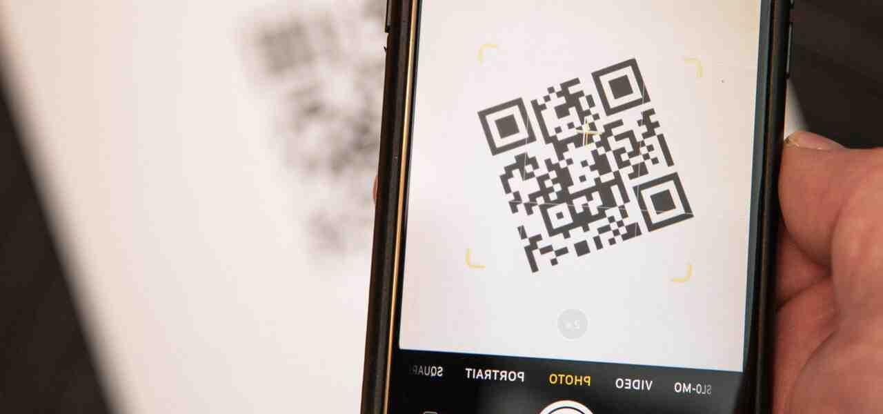Comment scanner avec iphone